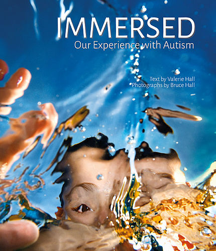 Immersed, Book - Bruce Hall, �2014